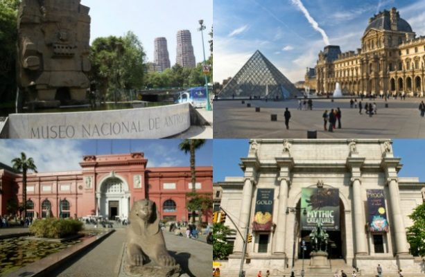 Conoce las 10 museos más importantes del mundo