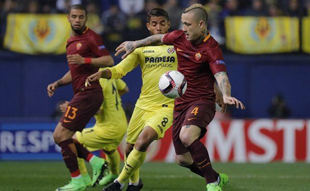 El submarino amarillo quedó hundido en la Europa League