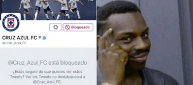Al estilo de La Máquina, Pachuca se burla de Cruz Azul en Twitter