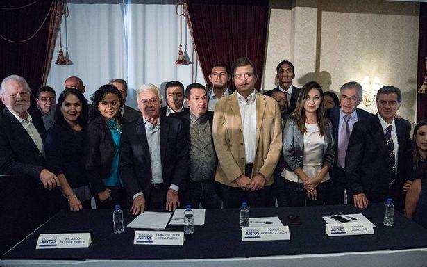 Xavier González, el primero en registrarse como independiente para gobernar la CDMX