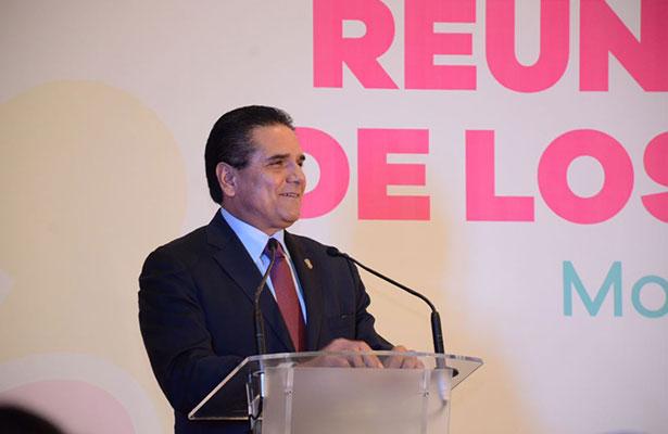 No hay bloque contra Miguel Ángel Mancera, asegura Aureoles