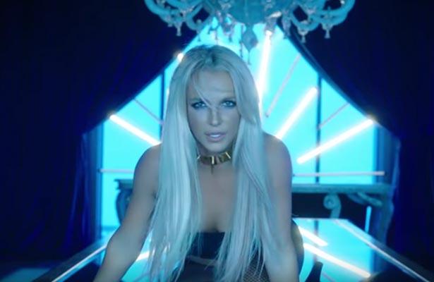 """Britney Spears estrena su atrevido video """"Slumber Party"""""""