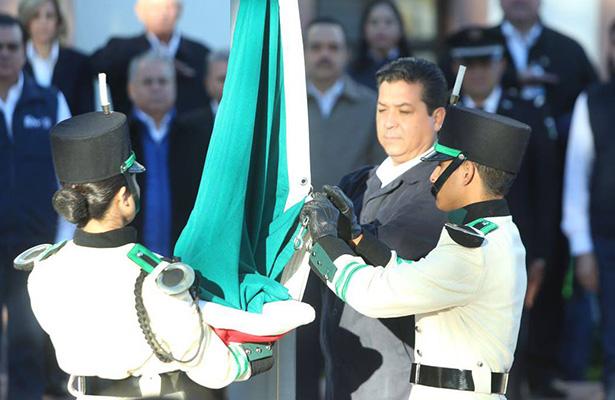 Gobernador confunde Revolución con Independencia