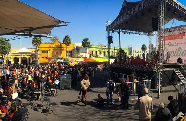 Preparan festejo tres mil 600 mariachis en Garibaldi por Día del Músico