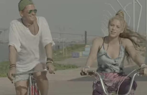 La bicicleta de Carlos Vives y Shakira, la mejor canción del año
