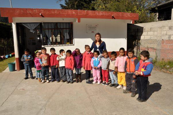 Llevan educación al Nevado de Toluca