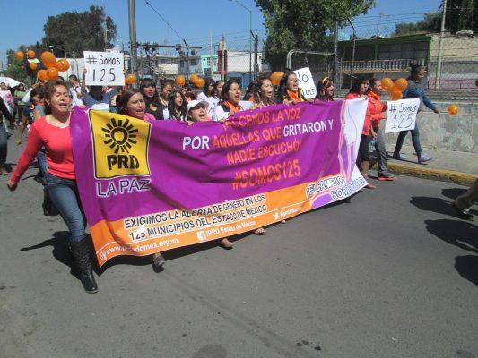 Piden extender Alerta de Género a La Paz