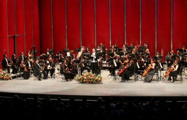 Ofrecerá OFIT tres grandes conciertos