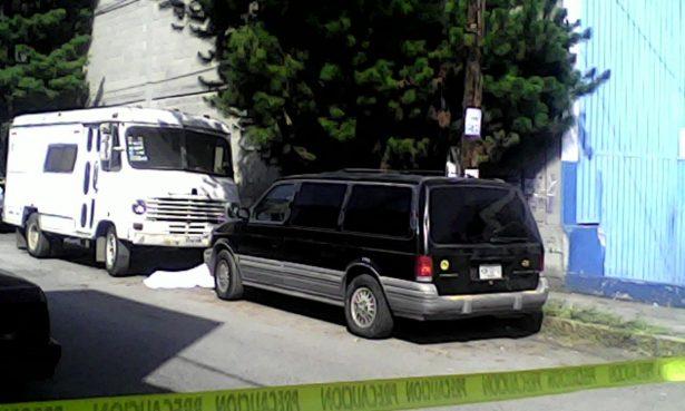Asalto en Naucalpan termina en balacera