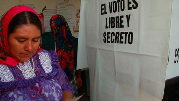 Exigen indígenas participar como candidatos en 2018