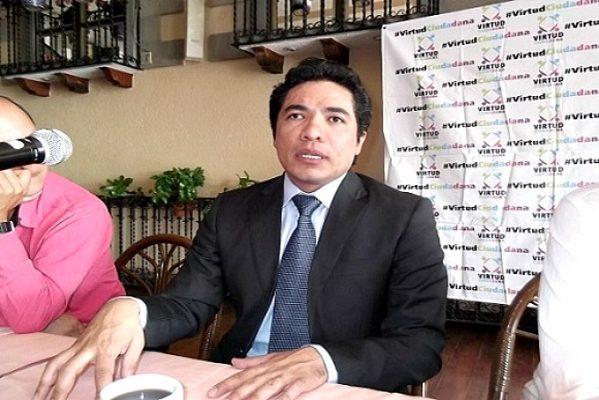 Virtud Ciudadana defiende derechos políticos