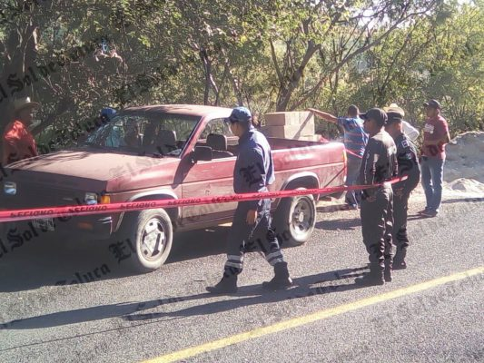 Matan a hombre en Malinalco