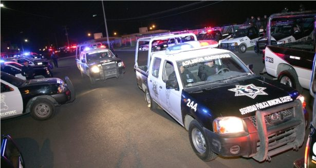 Rescatan policías de Ecatepec a secuestrado
