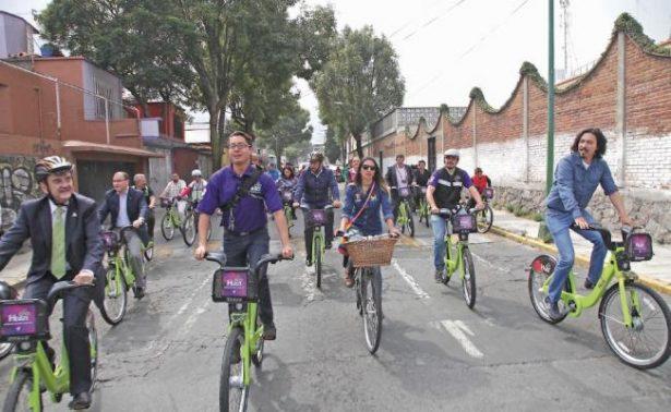 Urge destinar recursos a movilidad sustentable: Tláloc