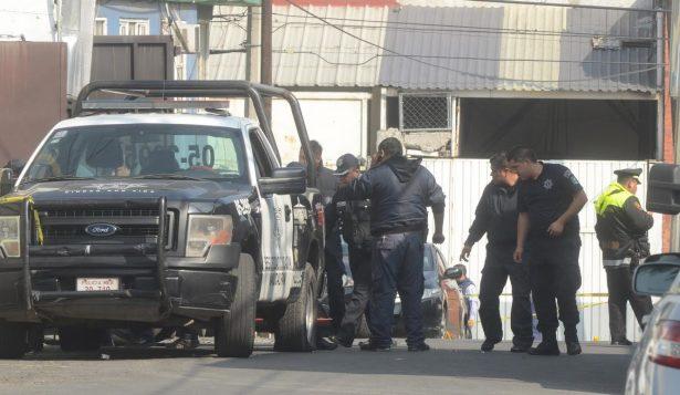 Mueren policía y asaltante en enfrentamiento