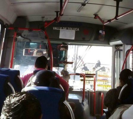 Dejarán sin regular el transporte público en Edomex