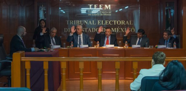 Confirma TEEM negativa de registro como independiente a Isidro Pastor