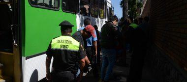 Bajan asaltos a transporte; pero sube violencia al cometerlos