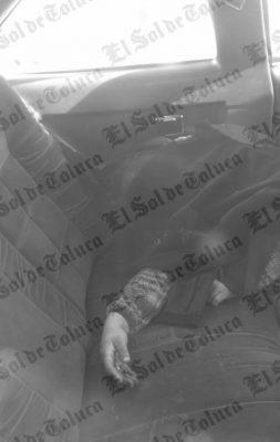 Estrangulan a mujer en Zinacantepec