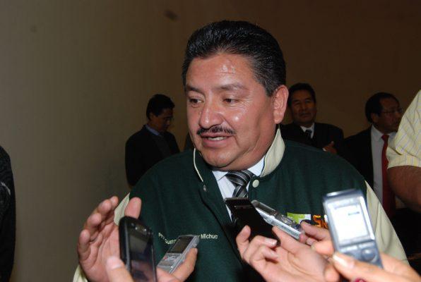 SNTE abierto a la pluralidad partidista: Michua