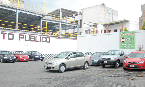 Buscará Gobierno de Toluca que estacionamientos amplíen sus horarios de servicio