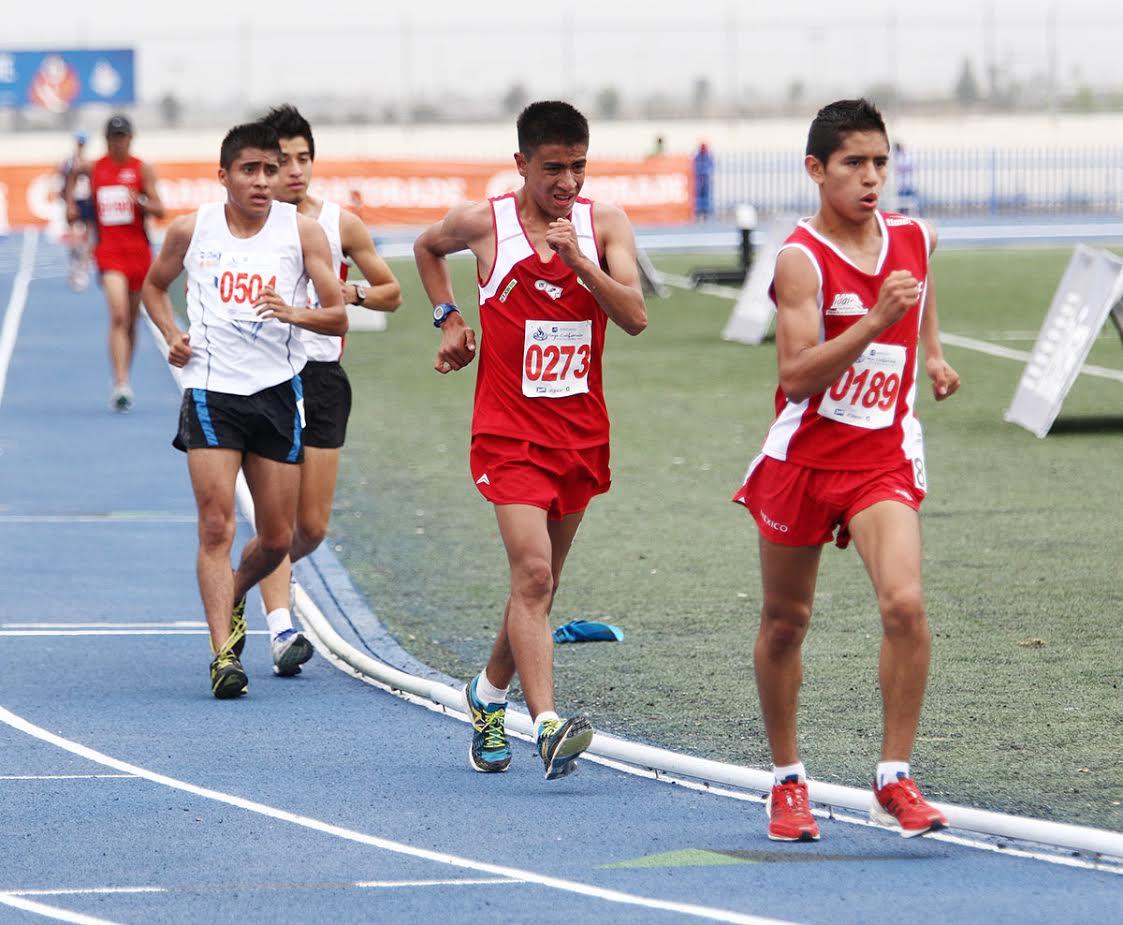 Los atletas compitieron en las pruebas de 10 y 15 kilómetros