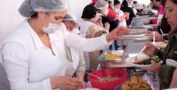 Regionaliza Sedesol más de dos mil comedores comunitarios en Edomex
