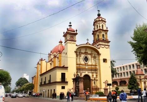 Iglesias de Toluca cumplen a medias normas de protección civil