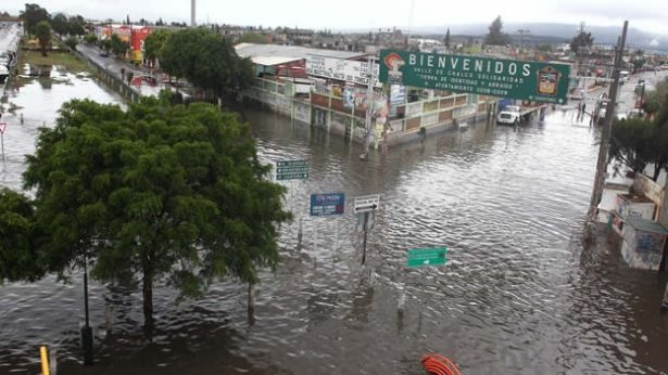 70 municipios mexiquenses cuentan con Atlas de Riesgo