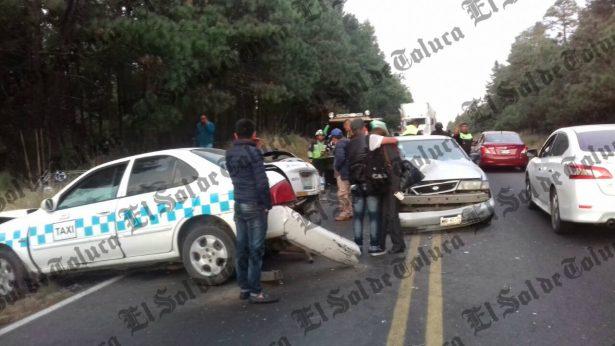 Fatal accidente automovilístico deja cuatro muertos