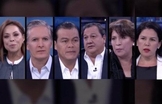 Abrirá PAN y cerrará PRI el debate entre candidatos a gobernador