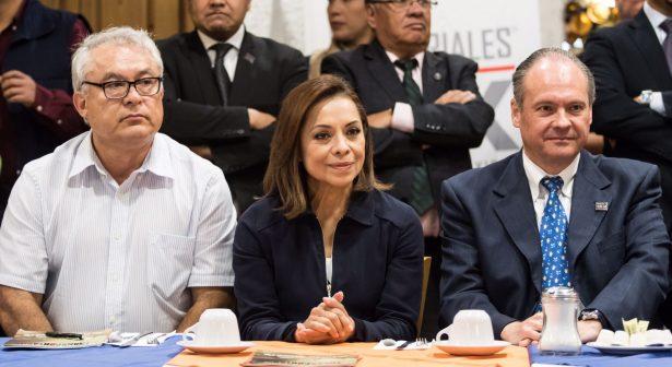 El Edomex será una entidad prospera, donde se aplique la ley: Vázquez Mota