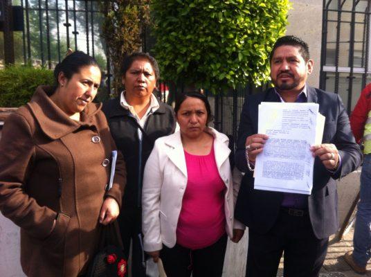 Se niega alcalde de Amanalco a devolver cargos a regidores destituidos