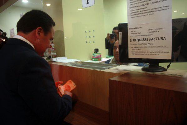 Capta Edoméx más de 289 millones de pesos en convenios para pago del predial
