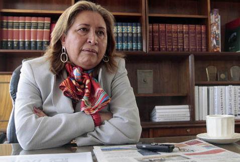 María de Lourdes Medina Ortega, presidenta CONCAEM (foto especial)