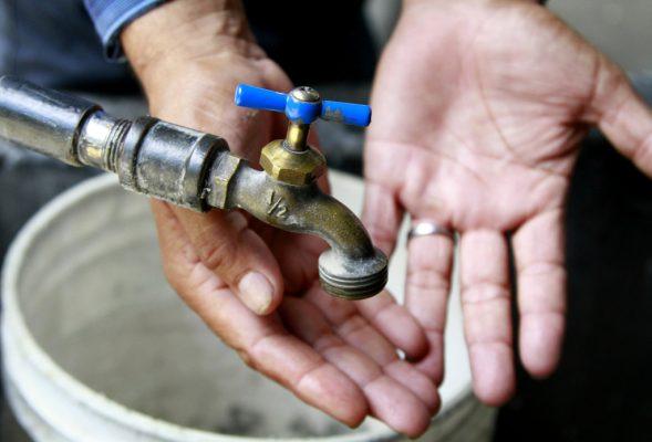 Falla Sistema Cutzamala y deja sin agua a 77 colonias en Tlalnepantla