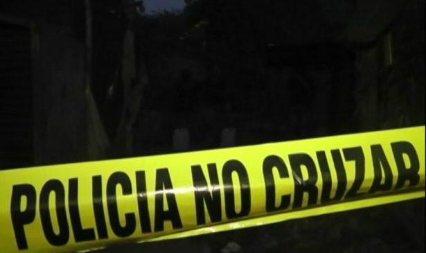 Encuentran a un ejecutado en calles de Nezahualcóyotl