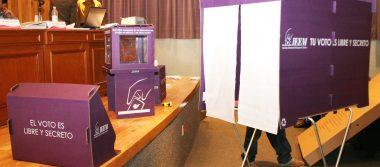 Inicia IEEM distribución de material electoral