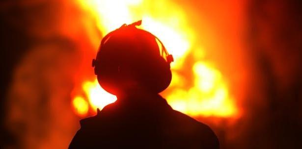 Arde torton en la autopista Toluca–Atlacomulco
