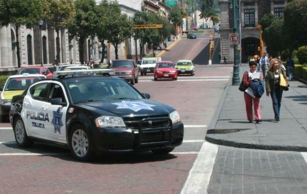 Disminuye percepción de inseguridad en Toluca