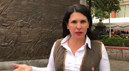 Pide Teresa Castell no excluir a candidatos en apertura de espacios para debates y foros