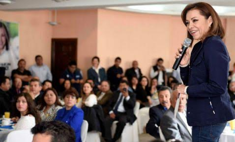 Ofrece Vázquez Mota crear 1 millón de empleos en Edomex