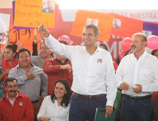 Ganarán en Edomex la libertad y seguridad que representa el PRI: Ochoa Reza