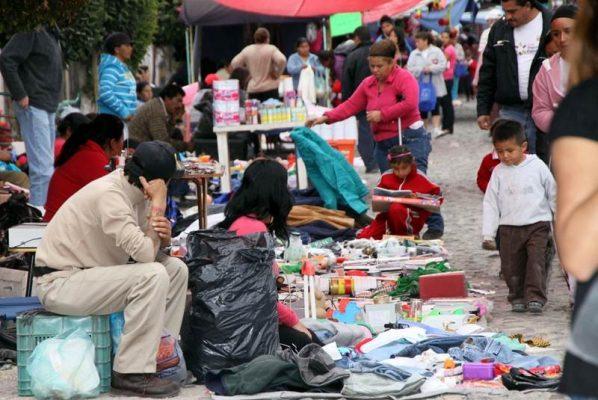 El 60% de los mexiquenses se dedica al trabajo informal