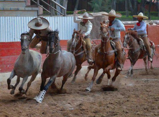 Listas las semifinales del Campeonato Estatal de Charros en Jilotepec