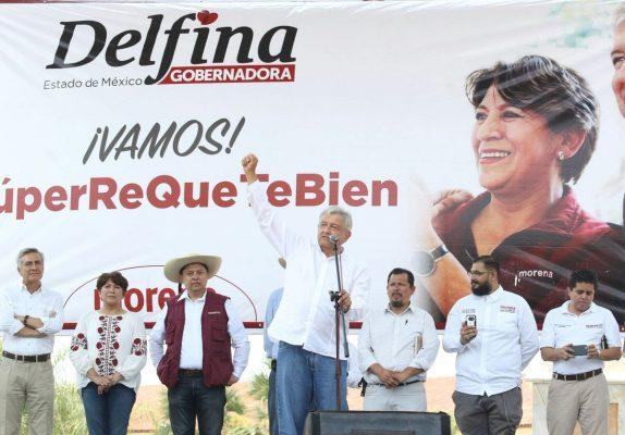 Cuesta 117 mil mdp la corrupción en Edomex: Delfina