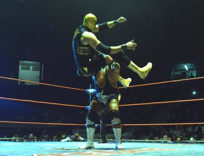 Los luchadores que se presentarán son de talla internacional.