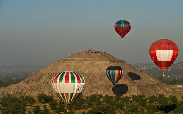Todo listo para el Festival del Globo y Música Teotihuacán 2017