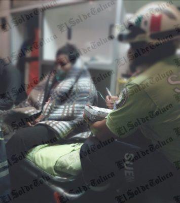 Se intoxicaron con gas enSan Mateo Atenco