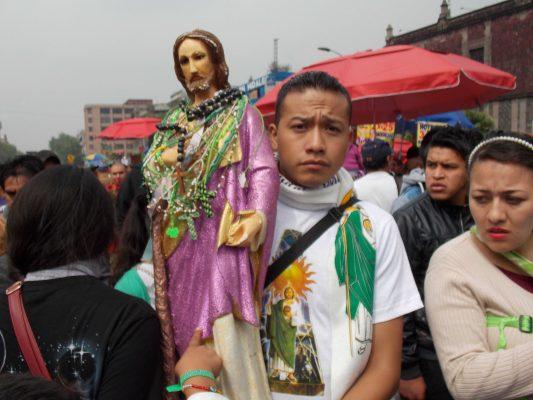 Crece la devoción a San Judas Tadeo